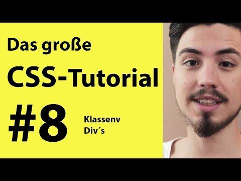 Klassen Und ID´s In CSS HTML Class Id Tutorial | CSS Lernen Für Anfänger