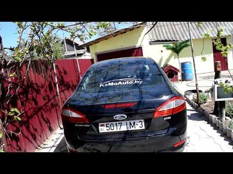 Как убить прошивку ЭБУ Форд Мондео 4 Ford Mondeo 4