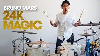 24K MAGIC - Bruno Mars   *Bateria*