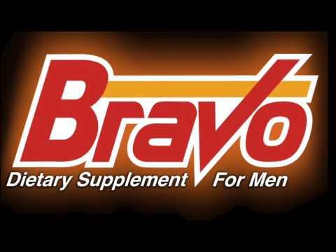"""Bravo Dietary Supplement for Men """"Johnny"""" song"""