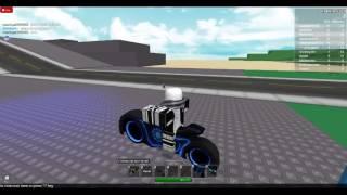 Ro-cycle NEW TRON BIKE Roblox