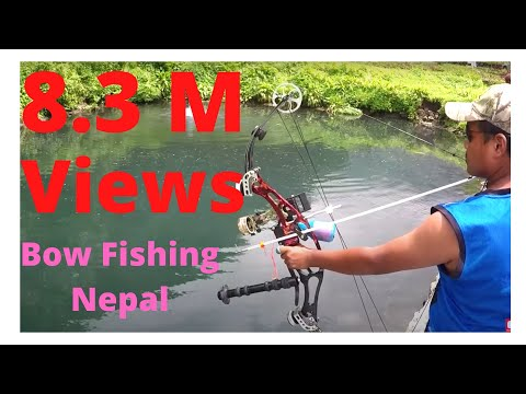 Bow Fishing Pokhara Nepal