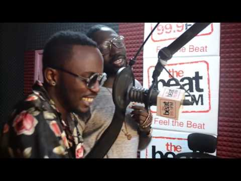 Sauti Sol Live on the Morning Rush - Talk Music & Working With Nigerian Artists...
