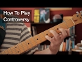 watch he video of Controversy Prince Guitar Tutorial