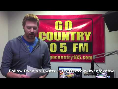 Go Country 105 Country Music News with Ryan Fox