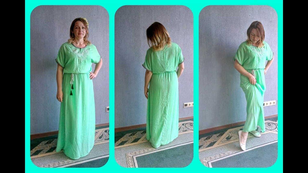 Зеленое платье - с чем носить. Где купить зеленое платье? - YouTube