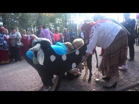 Конкурс «На рынке корову старик продавал»