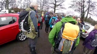 The Three Shires April 2016 - 22 mile route Mp3