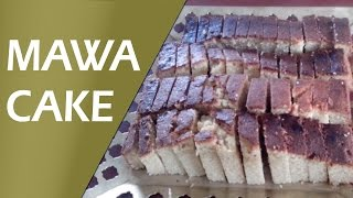 Luscious Mawa Cake Recipe by Kalpana Talpade
