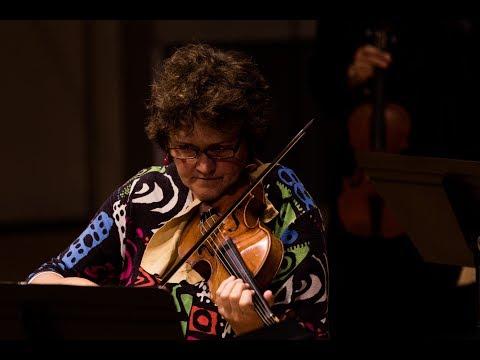 Elizabeth Blumenstock on Baroque Violin & ABS