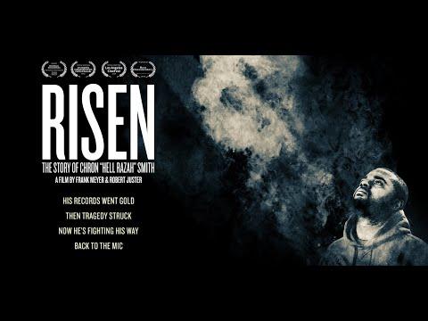 "Risen: The Story of Chron ""Hell Razah"" Smith Trailer 2017"