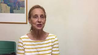 מטופלת מרוצה ממליצה על הטיפול המסור והמקצועי של קרולין צמח- פודיאטרית מוסמכמת