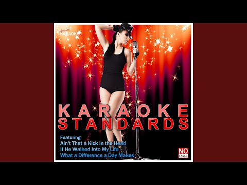 Just One of Those Things (In the Style of Cole Porter) (Karaoke Version) music
