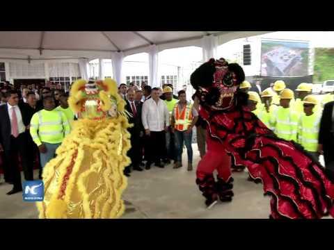 """Comienza construcción de la terminal """"Panamá Colón Container Port"""""""
