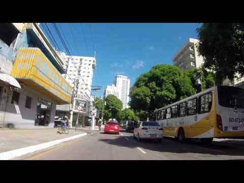 Brésil Bélem Centre ville, Gopro / Brazil Belem City center, Gopro