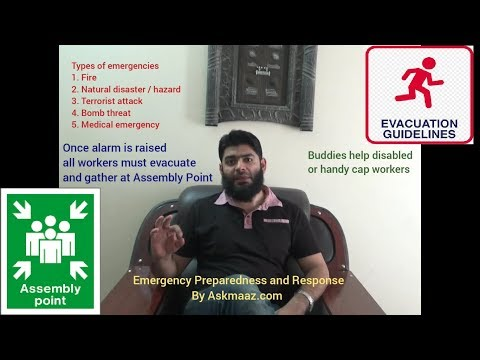 Emergency Preparedness and Response Plan by Askmaaz.com