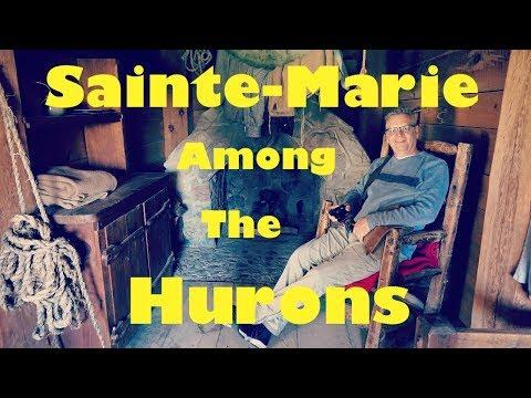 Sainte-Marie Among the Hurons Midland Ontario