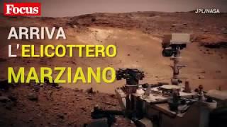 Mars Helicopter: l'elicottero della Nasa che volerà su Marte