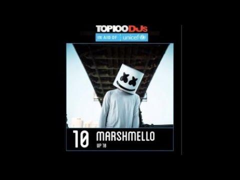 Top 100 DJ MAG 2017 (OFFICIAL)