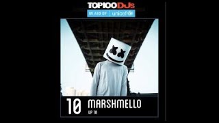 Top 100 DJ MAG 2017