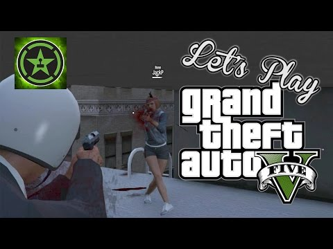 Let's Play: GTA V - The Most Dangerous Game X