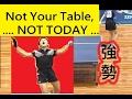 [TT Japan] Nationals 2016 6th Grade Boy Final, plays like no tomorrow(English)
