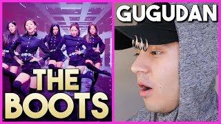 "FANBOY REACTS: gugudan - The Boots MV ""STAN GUGUDAN!"""