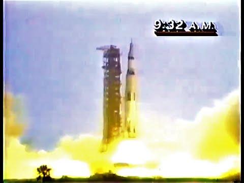 A&E's Apollo 11 AS IT HAPPENED (1989)