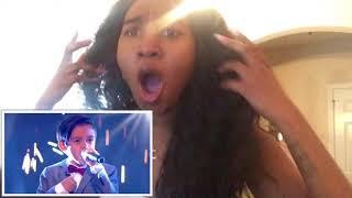 TNT Boys Sing Beyonce's Listen (Little Big Shots) *REACTION* WOOOW!
