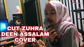 DEEN ASSALAM|COVER CUT RIANDA ZUHRA vidio official 2018