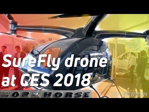 Drone taxi service - passenger drones - Drone Rush