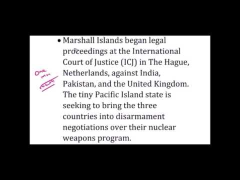 SVR IAS Academy-WWW.COMEONINDIA.COM-Current Affairs 2016 - Marshall Islands