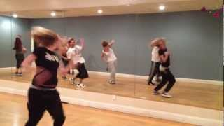 """rock me out"" by rihanna Choreography by terry bixler"