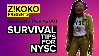 Nigerians Talk • How To Survive NYSC Orientation Camp