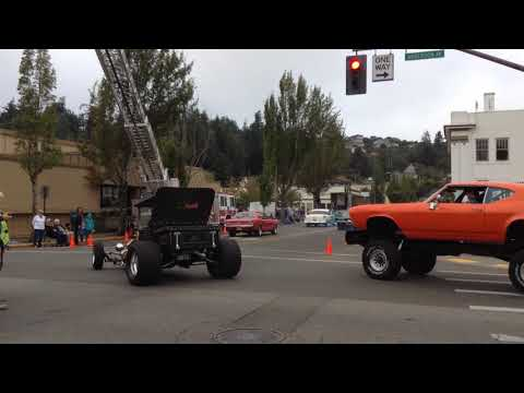 Cruise the Coos -- Classic Cars in Coos Bay, Sep. 16, 2017
