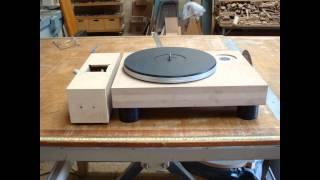 DIY - Turntable