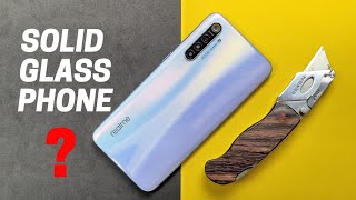 realme XT Durability Test | SCRATCH WATER BEND DROP | Gupta Information Systems | Hindi thumbnail