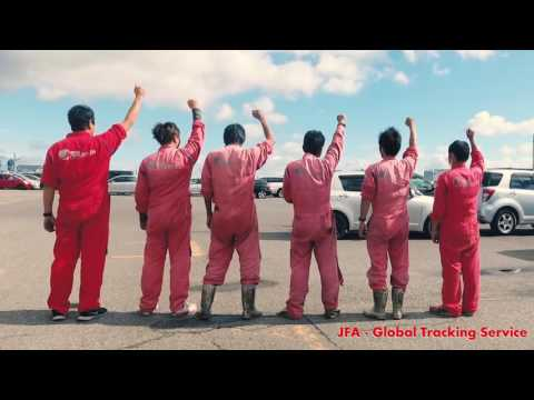 Japan Forwarding Agency - Global Tracking Service