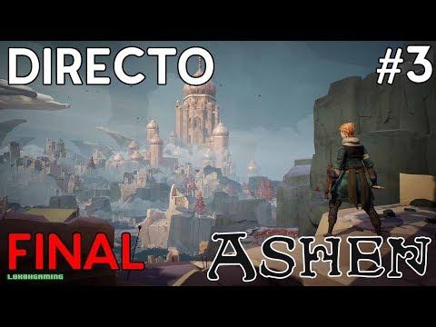 Ashen - Directo #3 - Español - Final del Juego - Ending - Logros - Xbox One X thumbnail