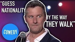 Adam Hills On Performing On-stage With The Muppets - HAPPYISM Best Of | Universal Comedy