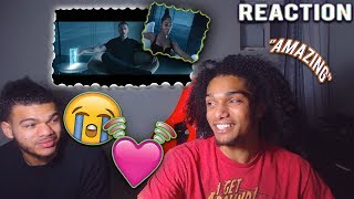 Sam Smith, Normani - Dancing With A Stranger | REACTION
