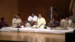 Thillana -- Mohana Ragam by Madurai Sri T.N. Seshagopalan