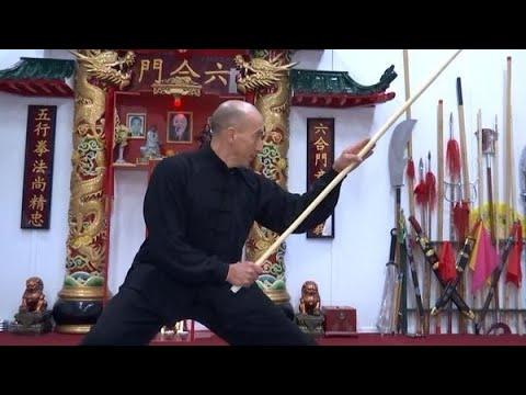 Deze Nederlander is wereldkampioen kungfu!