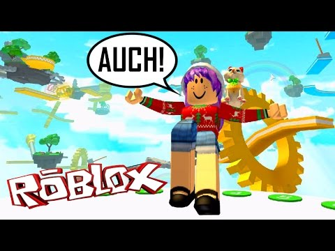 ROBLOX LET'S PLAY MEGA CHALLENGE | AUCH! | RADIOJH GAMES