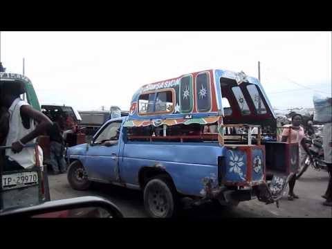 HM Radio in Haiti:  Bicentenaire - Route de l'Aeroport