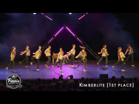 Kimberlite @Finals 2017 (1st place)