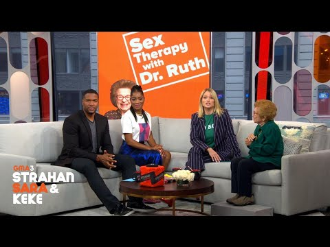 Dr. Ruth Answers Your Sex Questions