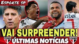 EXCELENTE NOTÍCIA!!! SPFC SURPREENDE COM CRAQUE!!! | ADEUS PATO? PROPOSTAS | NOVIDADES E +