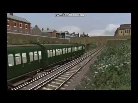 4SUB   Train Simulator 2015 [Let's Play]  