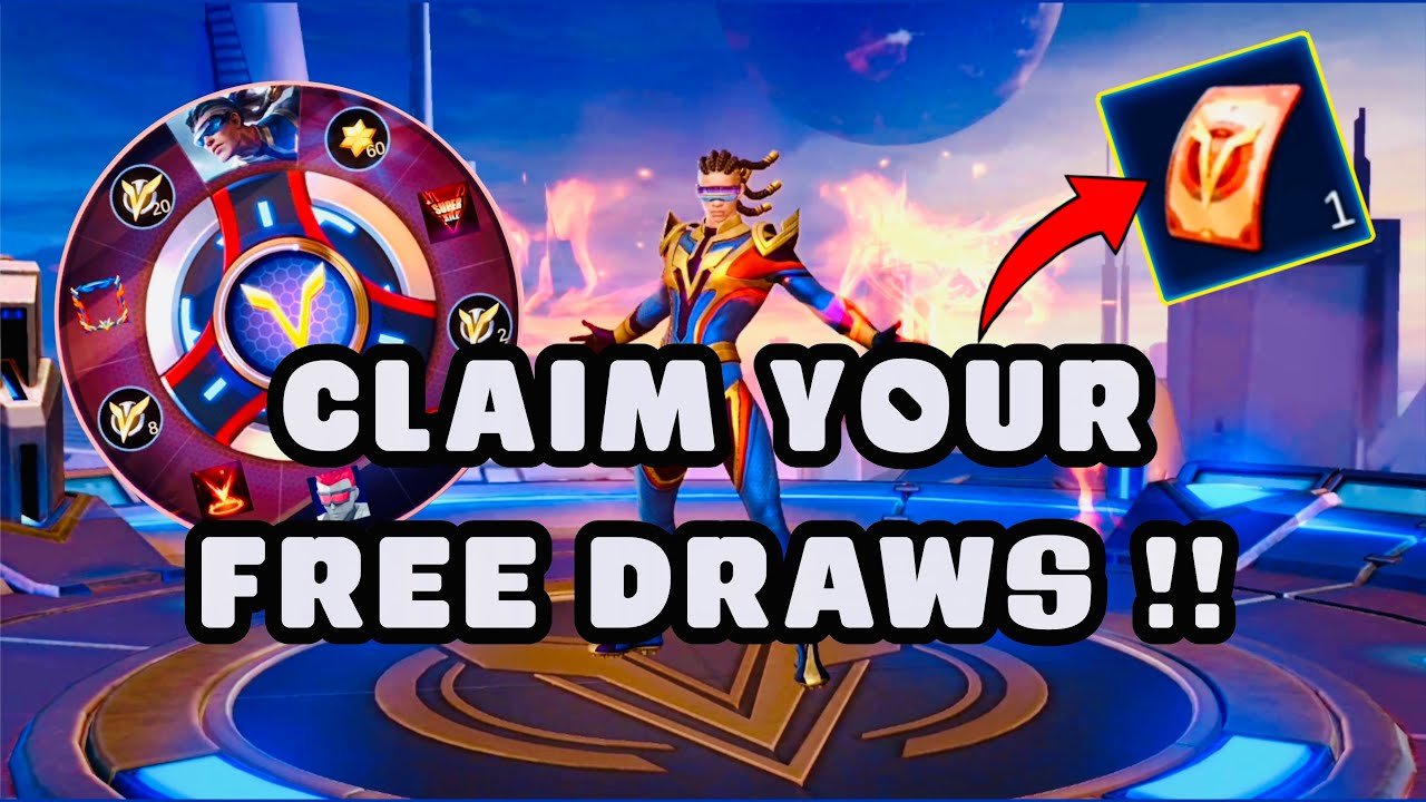 FREE DRAWS in Firebolt Flare Up Event using Flare-up Token - Mobile Legends Bang Bang